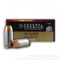 Picture of Federal LE Tactical 450 ACP 230gr HST