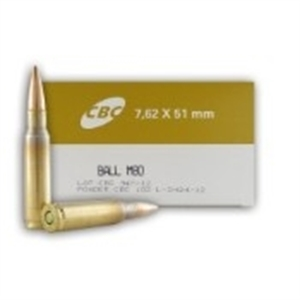 Picture of MagTech 7.62x51 Ball Ammo
